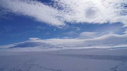 Mt. Erebus December 2015
